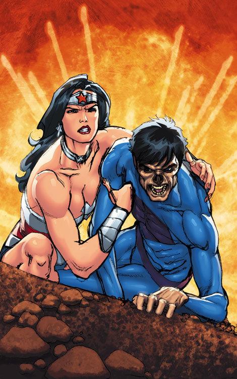Superman/Wonder Woman # 7