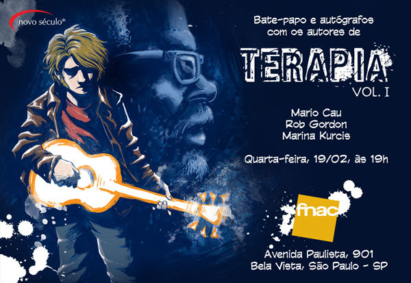 Terapia – Volume 1 na Fnac