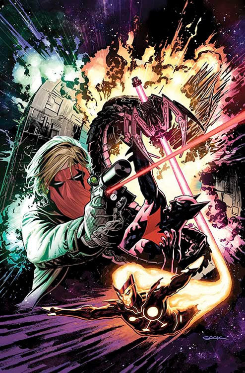 The New 52 – Futures End # 1