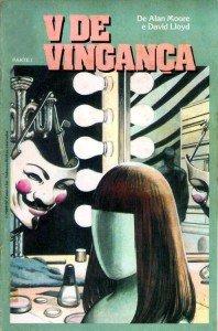 V de Vingança # 1