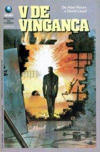 V de Vingança # 2