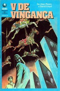 V de Vingança # 4