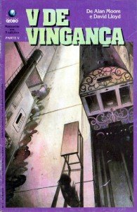 V de Vingança # 5