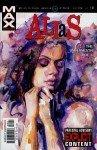 Alias # 16, título estrelado por Jessica Jones