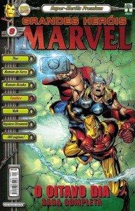 Grandes Heróis Marvel # 9