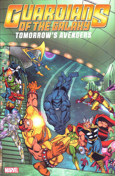 Guardians of the Galaxy - Tomorrow's Avengers