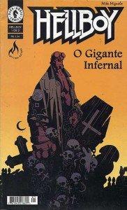 Hellboy – O Gigante Infernal # 1
