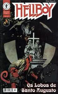 Hellboy - Os Lobos de Santo Augusto # 2