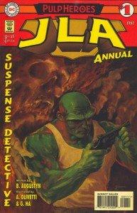 JLA Annual # 1