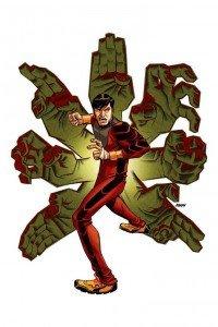 Shang Chi - Mestre do Kung Fu