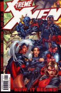 X-Treme X-Men # 1
