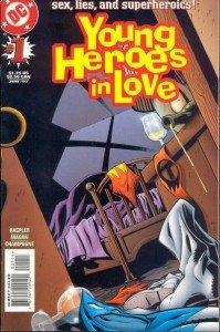 Young heroes in love # 1