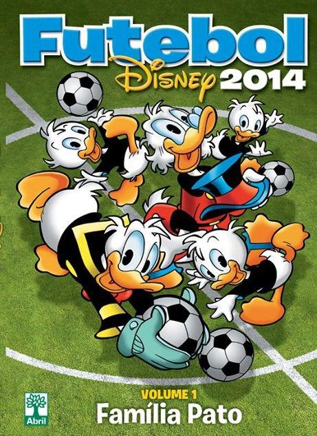 Futebol Disney 2014