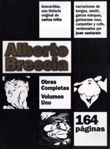 Obras Completas - Alberto Breccia - Volume Uno