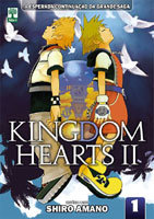 Kingdom Hearts II # 1