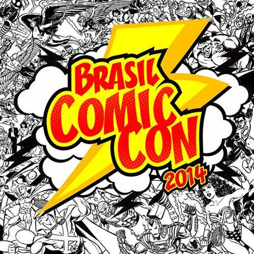 Brasil Comic Con 2014
