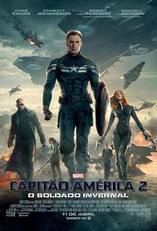 Capitão América 2 – O Soldado Invernal