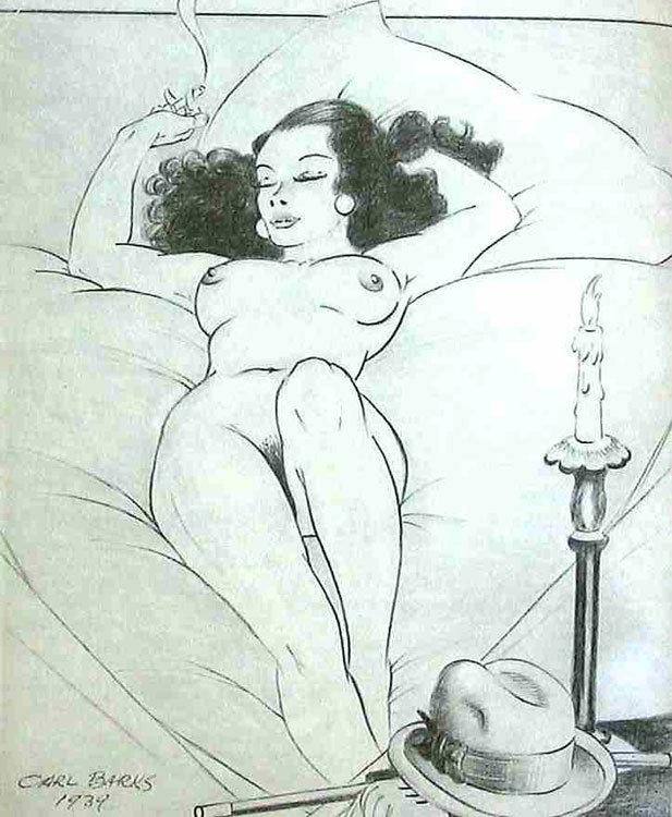 Desenho de Carl Barks