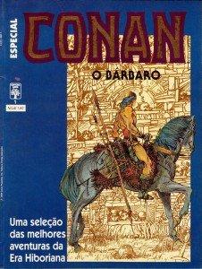 Conan, o Bárbaro - Especial # 1