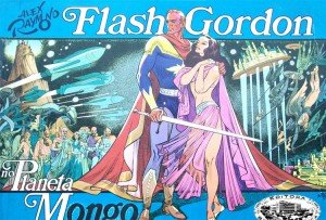 Flash Gordon no Planeta Mongo