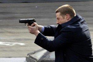 Gotham - James Gordon em ação