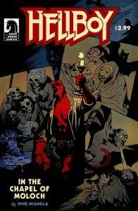 Hellboy - In the Chapel of Moloch