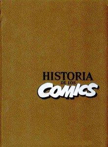 Historia de Los Comics