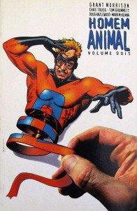 Homem Animal - Volume 2