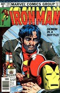 Iron Man # 128