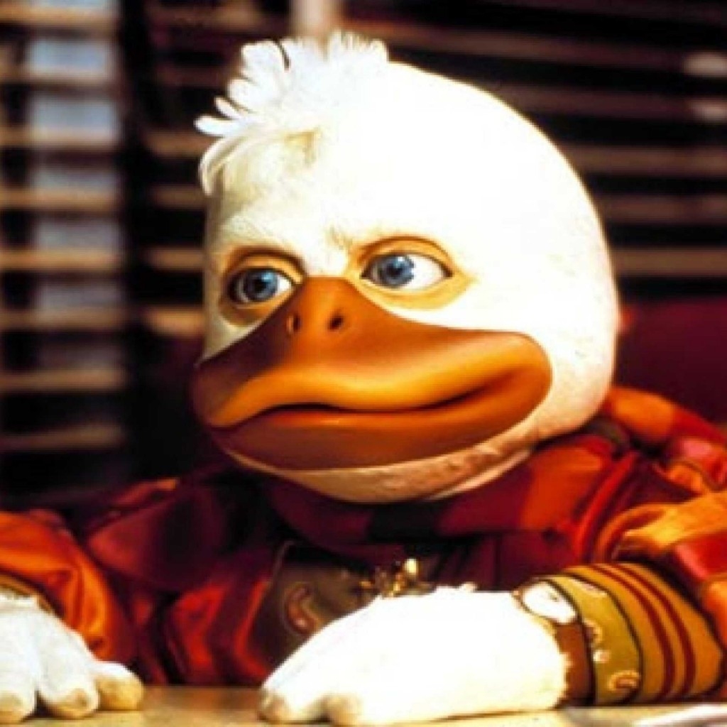 Filme com Howard The Duck