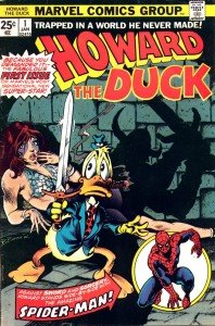 Howard The Duck # 1