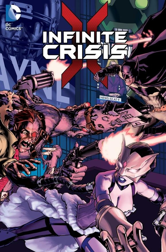 Infinite Crisis # 1
