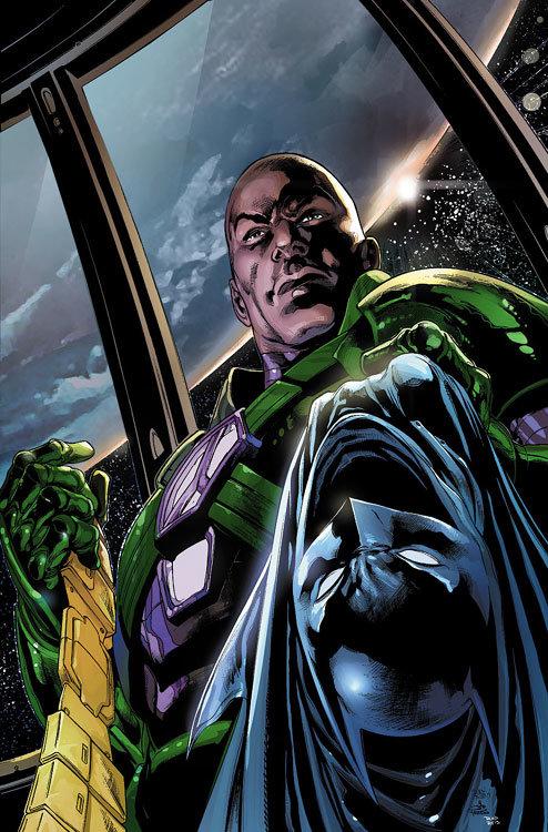 Justice League # 32