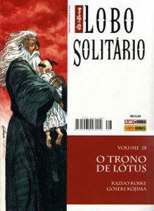 Lobo Solitário # 28