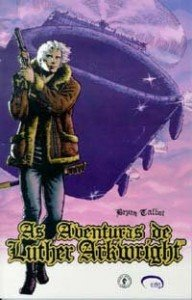 As Aventuras de Luther Arkwright - Volume 2