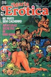 Maria Erótica - Fantasia adulta em quadrinhos # 1