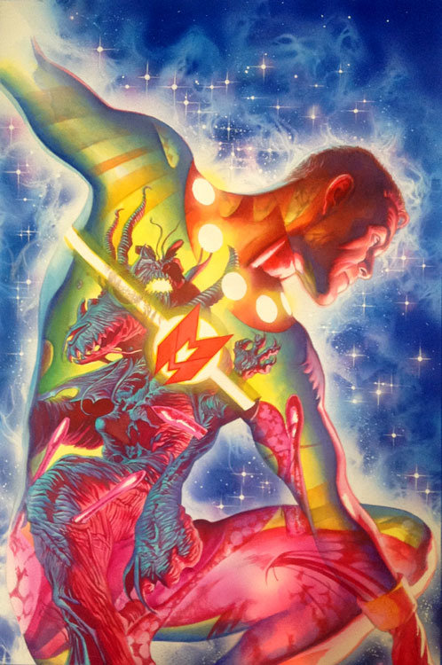 Miracleman, por Alex Ross
