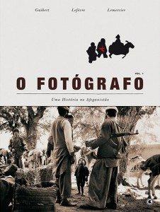 O Fotógrafo - Volume 1 - Uma História no Afeganistão