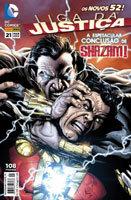Liga da Justiça # 21