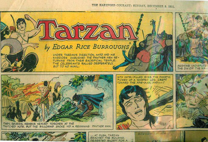 Tarzan e o Homem-Pantera