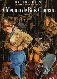 Os Passageiros do Vento # 6 - A Menina de Bois-Caïman