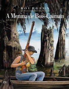 Os Passageiros do Vento # 7 - A Menina de Bois-Caïman - Livro 2