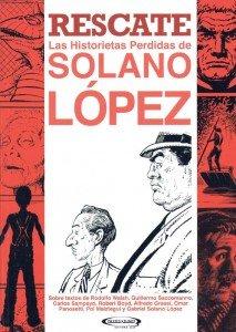 Rescate – Las historietas perdidas de Solano Lopez