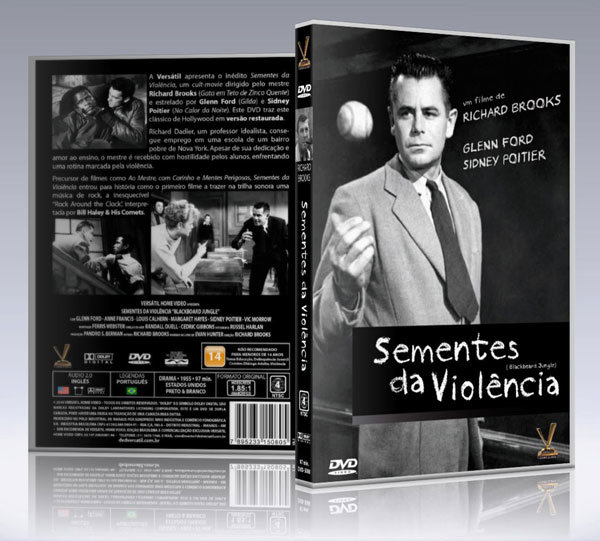 DVD de Sementes da Violência