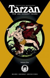 Tarzan: The Joe Kubert Years