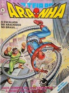 A Teia do Aranha # 1