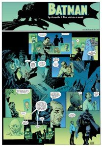 Wednesday Comics - Batman