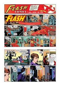 Wednesday Comics - Flash