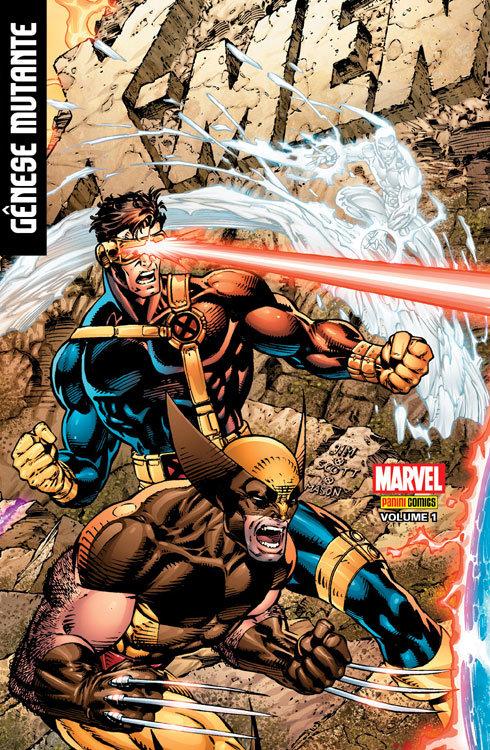 X-Men - Gênese Mutante Volume 1