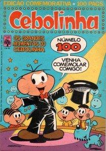 Cebolinha # 100
